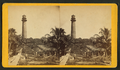 Jupiter light tower, from Robert N. Dennis collection of stereoscopic views.png