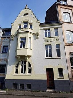 Floriansgasse in Köln