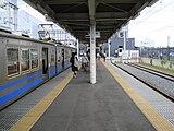 Kōnan Hirosaki station02.JPG