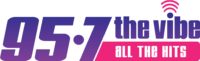 KCHZ 95.7 the Vibe logo.png