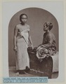 KITLV - 6545 - Lambert & Co., G.R. - Singapore - Malaysian women in the Straits Settlements - circa 1890.tif