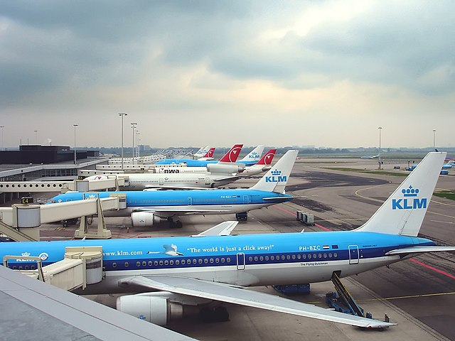 KLM has announced that it is doing all it can to resolve the fault.  Picture: Wikipedia