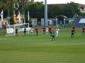 Kecskeméti TE - Kecskemét-Budapest Honvéd Hungarian League match