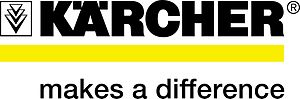 Kärcher - Image: Kaercher logo Diff R large YK 24321 300DPI