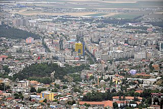 Marash Metropolitan municipality in Mediterranean, Turkey