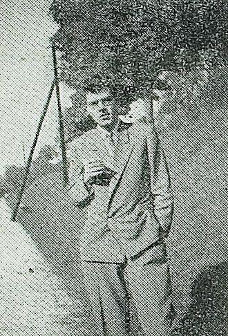 Kajetan Kovič - Image: Kajetan Kovič 1957