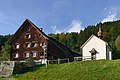 Kapelle hl. Wolfgang in Bassig, Dünserberg.JPG