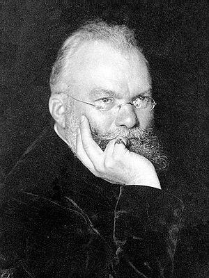 Karl Gotthard Lamprecht - Karl Lamprecht in 1909