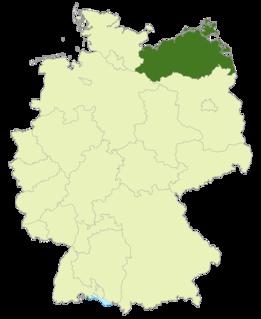 Verbandsliga Mecklenburg-Vorpommern association football league