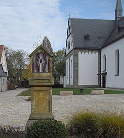 Fürst-Wenzel-Platz in Verl