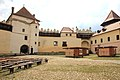 Kežmarok Castle countryard 2015 2.jpg