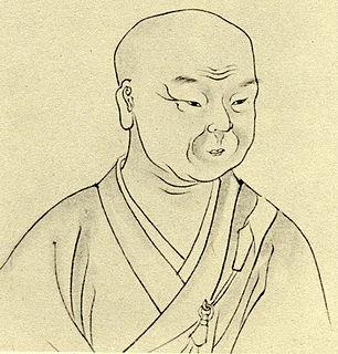Buddhist priest and scholar