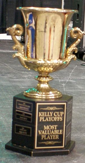 Kelly Cup - The Kelly Cup MVP Trophy
