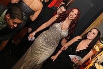 Kelly Divine, Jada Stevens at AVN Awards 2012.jpg