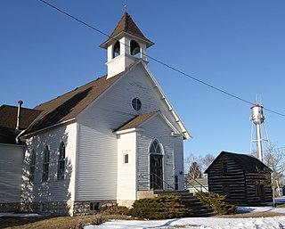 Kensett, Iowa City in Iowa, United States