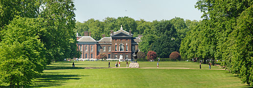 Palais De Kensington Wikip Dia
