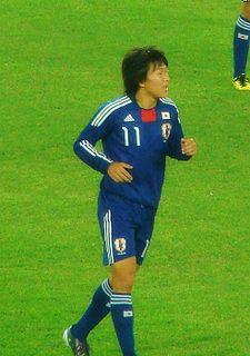 Kensuke Nagai Japanese footballer