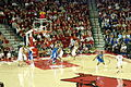 Kentucky at Arkansas basketball, 2013 001.jpg