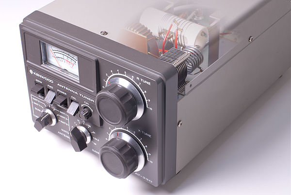 Antenna tuner - Wikiwand