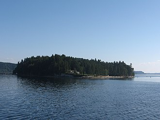 Ketron Island, Washington - Image: Ketron Island