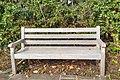 Kew, Westerly Ware, bench for Henry Fairbridge Burrows.jpg