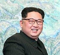 Kim Jung-Un - Inter Korean Summit(cropped) v8.jpg