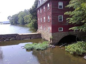 Kingston Mill Historic District - The Kingston Mill