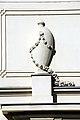Klagenfurt Villacher Vorstadt Koschatstrasse 14 Beamten-Wohnhaus Fassadendetail 19022008 45.jpg