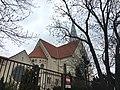 Kościół św. Mateusza w Łodzi, widok z ul. Czerwonej.jpg