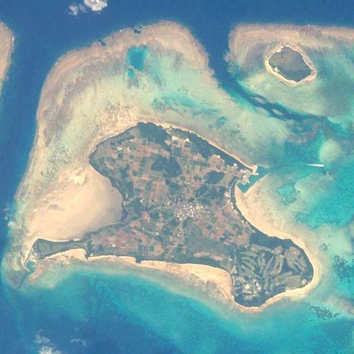 Kohama Island ISS039