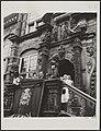 Koninklijk huis, prinsen, koninginnen, stadhuizen, gevels, Bernhard, prins, Juli, Bestanddeelnr 016-1082.jpg