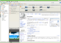 Konqueror-3.5.1 avec diff vues par onglet.png