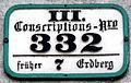 Konskriptionsnummer am Haus Kundmanngasse 29.jpg