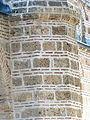 Korçë - Mirahor-Moschee 3 Mauerwerk.jpg