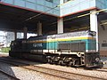 Korail 7431 at Sintanjin Station.JPG