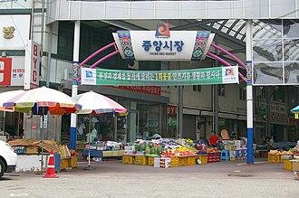 Anseong - Image: Korea Anseong 002