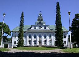 Korsholms kirke var oprindeligt Vasa hofret
