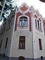 Kossuth Museum. Listed ID-1504. Corner. - Muzeum St., Cegléd.JPG