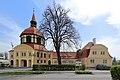 Krems - evangelische Kirche und Pfarrhaus.JPG