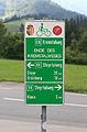 Kremstalradweg Ende (Schild).jpg