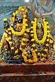 Krishna with Radha - Radha-Krishna Mandir - Bara Rashbari - 78 Tollygunge Road - Kolkata 2014-12-14 1697.JPG