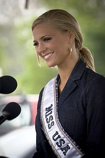 Miss USA 2009 Beauty pageant edition