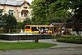 Krosno, Lwowska, výstup cestujících.jpg