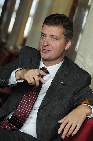 Gábor Kubatov - Image: Kubatov.gabor 1