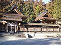 Kumano-hongû-taisha Shrine - Shaden.jpg