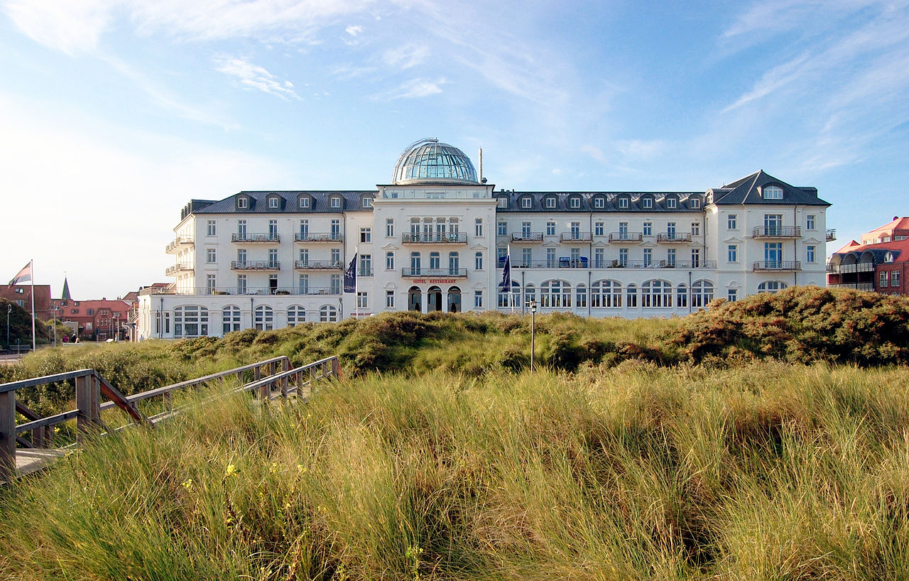 Hotels Juist  Sterne