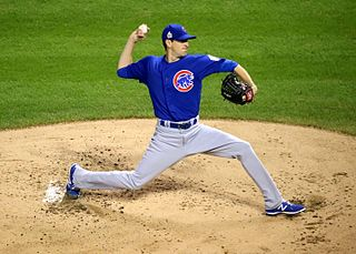 Kyle Hendricks American baseball player