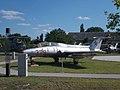 L-29 sugárhajtóműves oktató repülőgép, Reptár repülőmúzeum, 2017 Szolnok.jpg