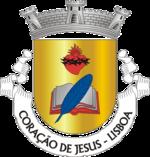 Brasão da freguesia de Coração de Jesus