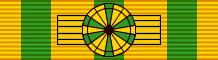 LUX Order of the Oak Crown - Grand Cross BAR